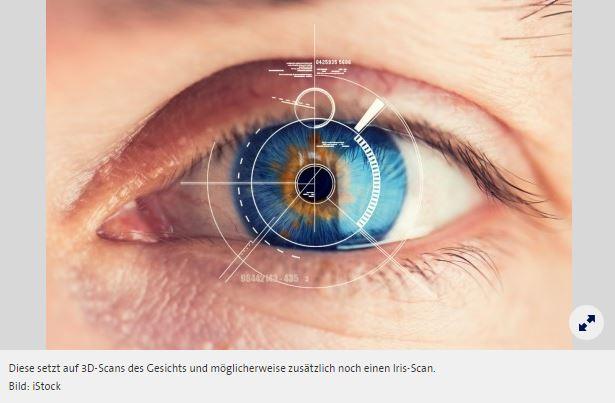 3D Scans des Gesichts - iPhone 8 : Die neusten Gerüchte zum Apple-Handy
