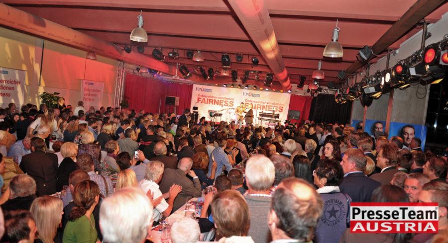 FPÖ Kärnten DSC 7653 - FPÖ Wahlkampfauftakt in Klagenfurt