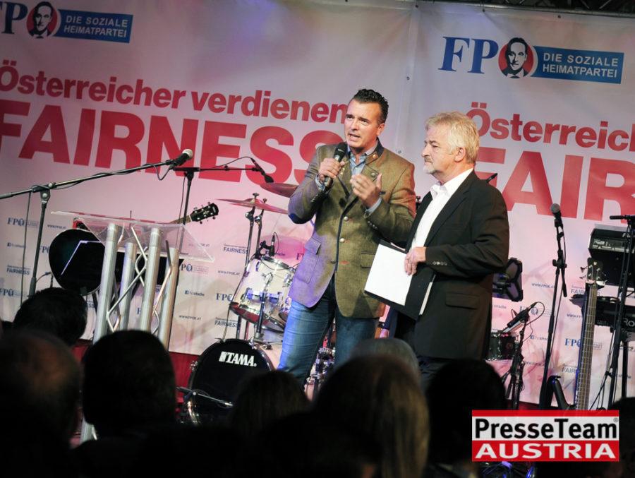 FPÖ Kärnten DSC 7657 - FPÖ Wahlkampfauftakt in Klagenfurt