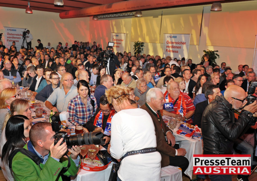 FPÖ Kärnten DSC 7661 - FPÖ Wahlkampfauftakt in Klagenfurt
