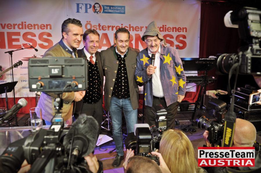 FPÖ Kärnten DSC 7722 - FPÖ Wahlkampfauftakt in Klagenfurt
