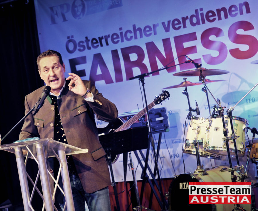FPÖ Kärnten DSC 7793 - FPÖ Wahlkampfauftakt in Klagenfurt