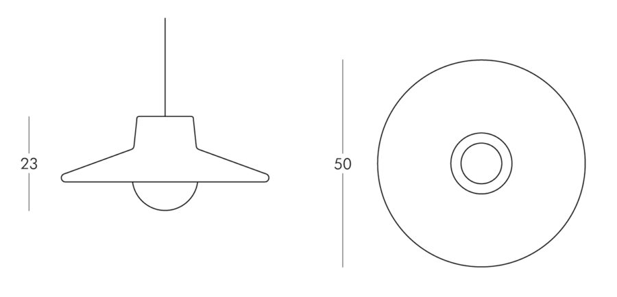 Ico Side - Ico Slide Retro Leuchten