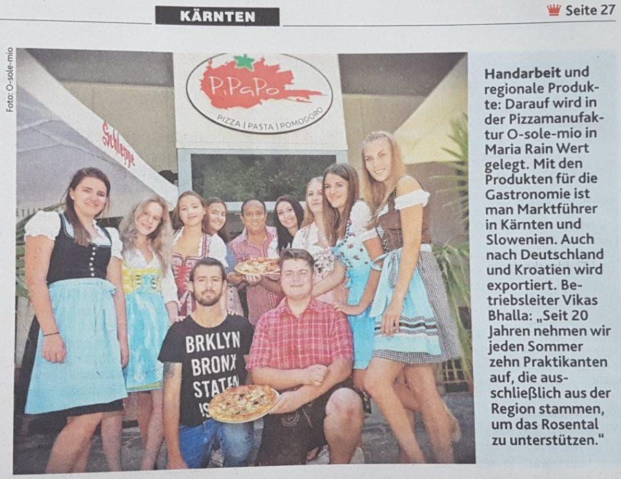Kronenzeitung Kärnten