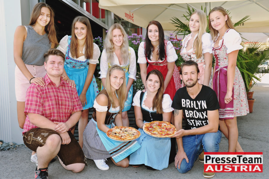 Pizza bestellen in Klagenfurt