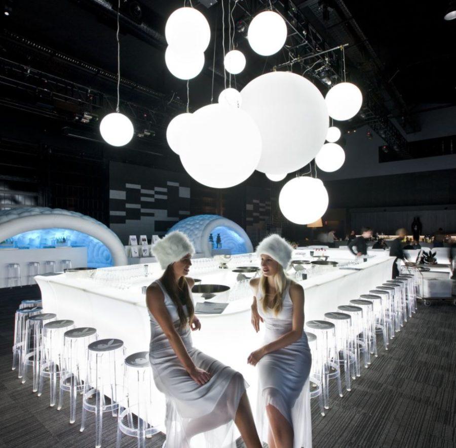 Slide Globo - Kugellampe Leuchtkugel Pendelleuchten