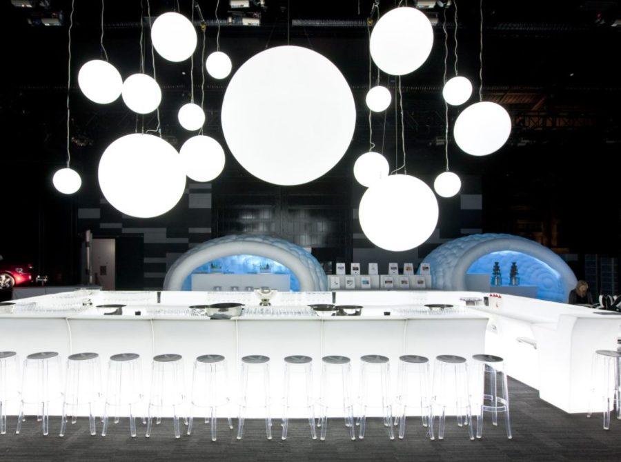 globo slide gartenleuchten rund - Kugellampe Leuchtkugel Pendelleuchten