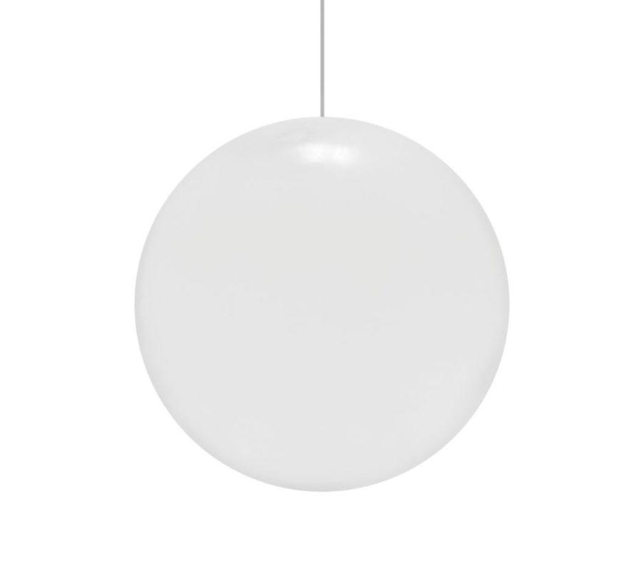 pendelleuchte weiss globo slide - Kugellampe Leuchtkugel Pendelleuchten