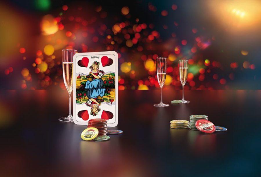 Preisschnapsen im Casino Velden