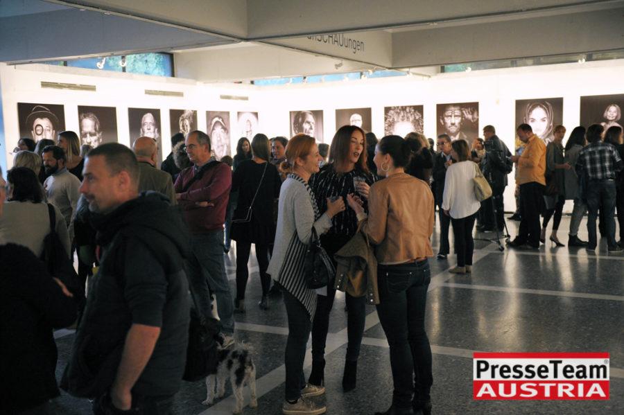 """Gernot Gleis  anSCHAUungen  DSC 9533 - Vernissage: """"anSCHAUungen""""- Menschenbilder von Gernot Gleiss"""