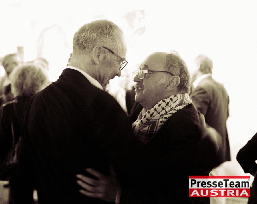 """Gernot Gleis  anSCHAUungen  DSC 9655 sw - Vernissage: """"anSCHAUungen""""- Menschenbilder von Gernot Gleiss"""