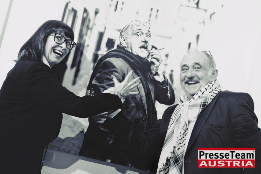 """Gernot Gleis  anSCHAUungen  DSC 9725 sw - Vernissage: """"anSCHAUungen""""- Menschenbilder von Gernot Gleiss"""