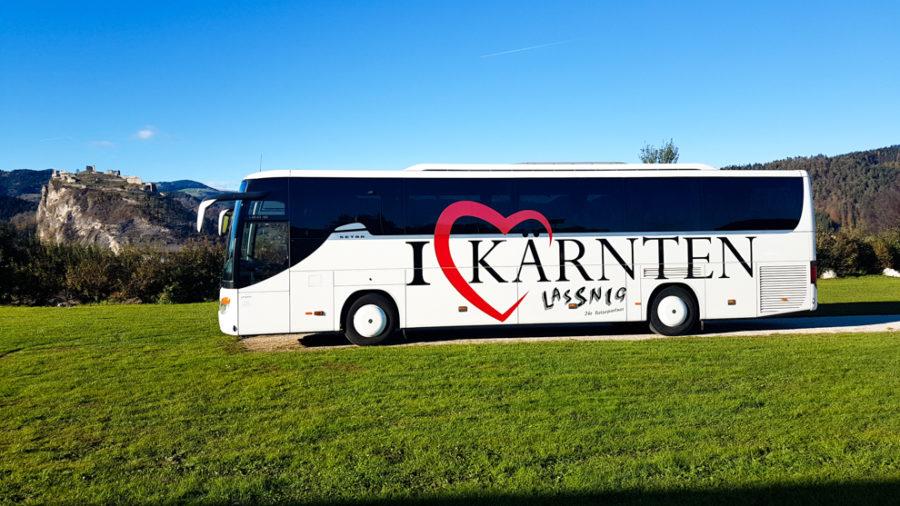 Bus Für Busreisen Mieten