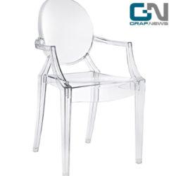 Louis Ghost Stühle und Sessel von Kartell