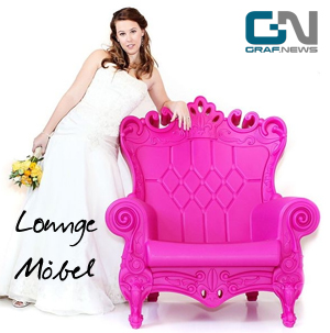 Barock Sessel Kunststoff