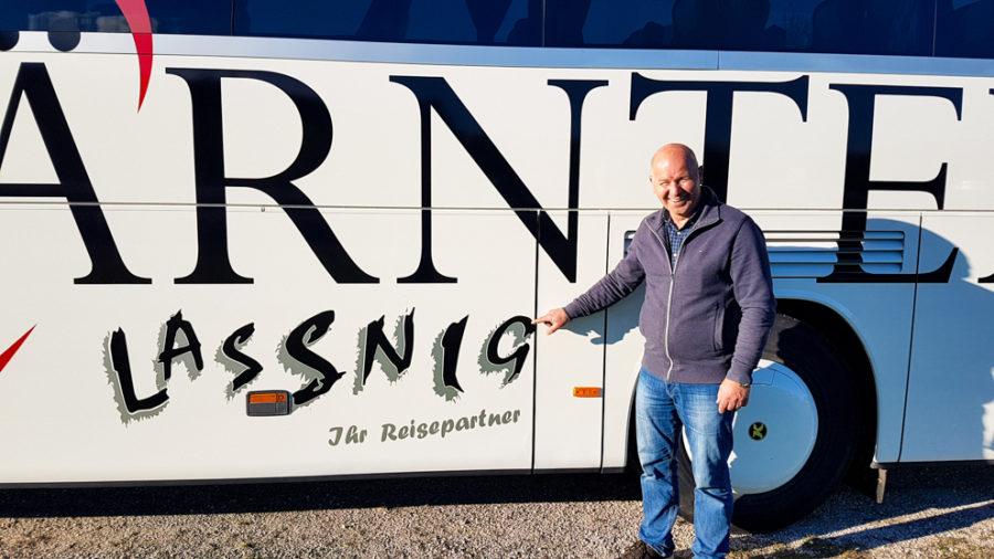 Maßgeschneiderte Reiselösungen Herbert Lassnig