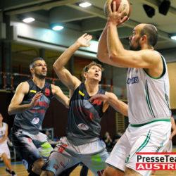 Basketball 2 Bundesliga KOS Villach DSC 1490 250x250 - Basketball Kärnten-Derby KOŠ Posojilnica Bank Celovec - Panaceo Raiders Villach