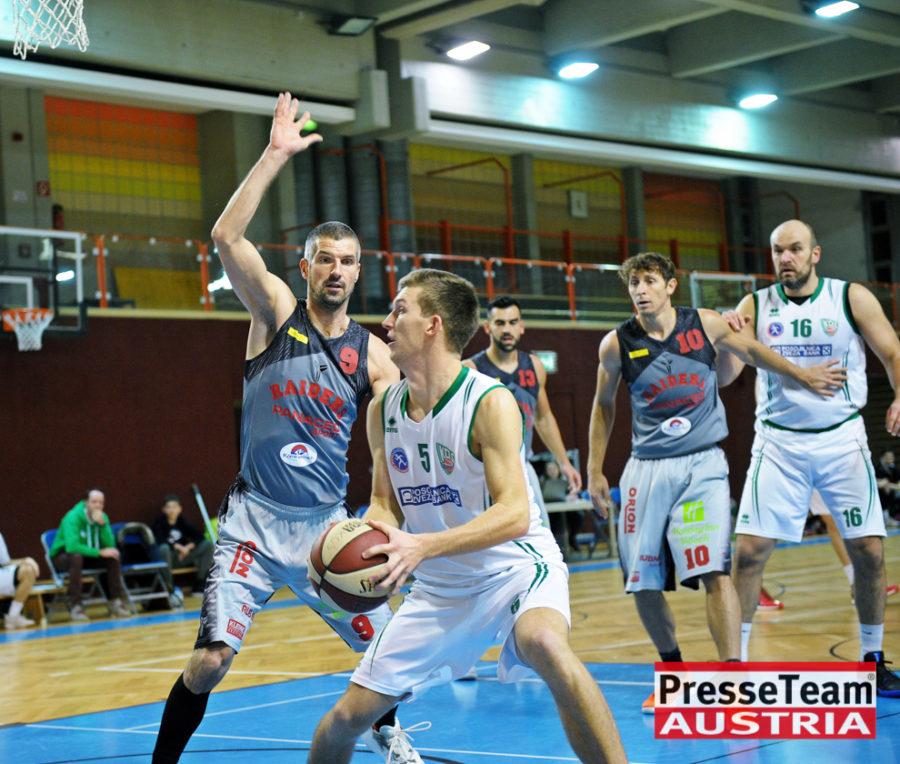 Basketball 2 Bundesliga KOS Villach DSC 1493 - Basketball Kärnten-Derby KOŠ Posojilnica Bank Celovec - Panaceo Raiders Villach