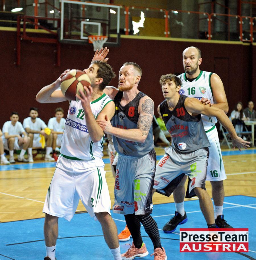 Basketball 2 Bundesliga KOS Villach DSC 1503 - Basketball Kärnten-Derby KOŠ Posojilnica Bank Celovec - Panaceo Raiders Villach