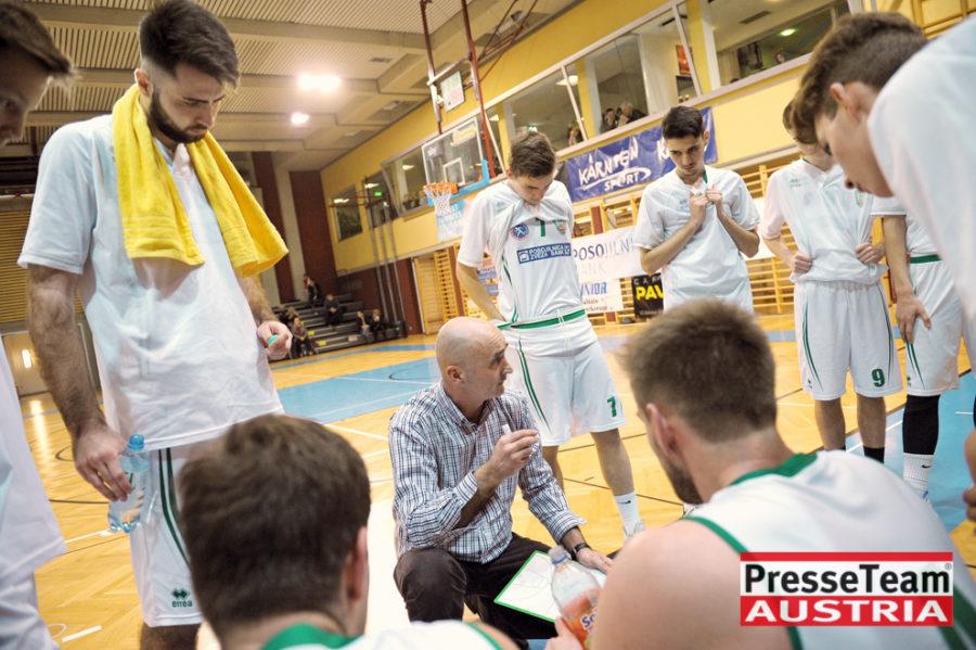 Basketball 2 Bundesliga KOS Villach DSC 1571 - Basketball Kärnten-Derby KOŠ Posojilnica Bank Celovec - Panaceo Raiders Villach