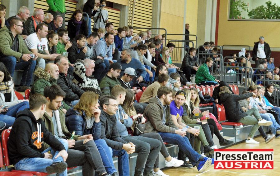 Basketball 2 Bundesliga KOS Villach DSC 1593 - Basketball Kärnten-Derby KOŠ Posojilnica Bank Celovec - Panaceo Raiders Villach