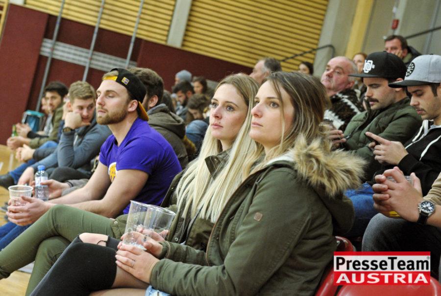 Basketball 2 Bundesliga KOS Villach DSC 1596 - Basketball Kärnten-Derby KOŠ Posojilnica Bank Celovec - Panaceo Raiders Villach
