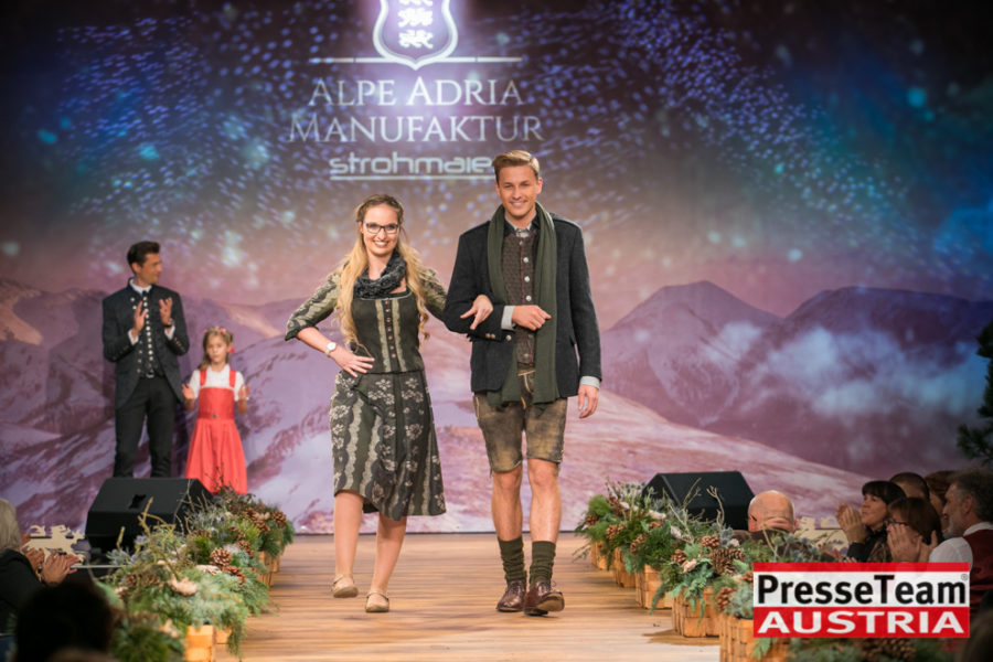 Trachten Strohmaier 29 - Licht ins Dunkel Benefizgala der Alpe Adria Manufaktur Strohmaier