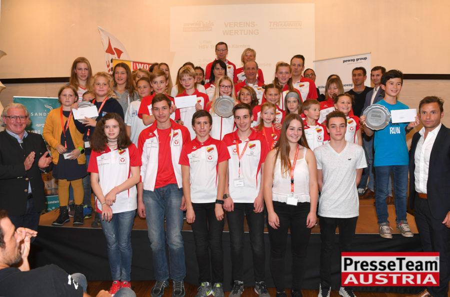 Tria 01 Kärntner Triathlon Verband - KTRV: Abschluss der langen und intensiven Triathlonsaison 2017