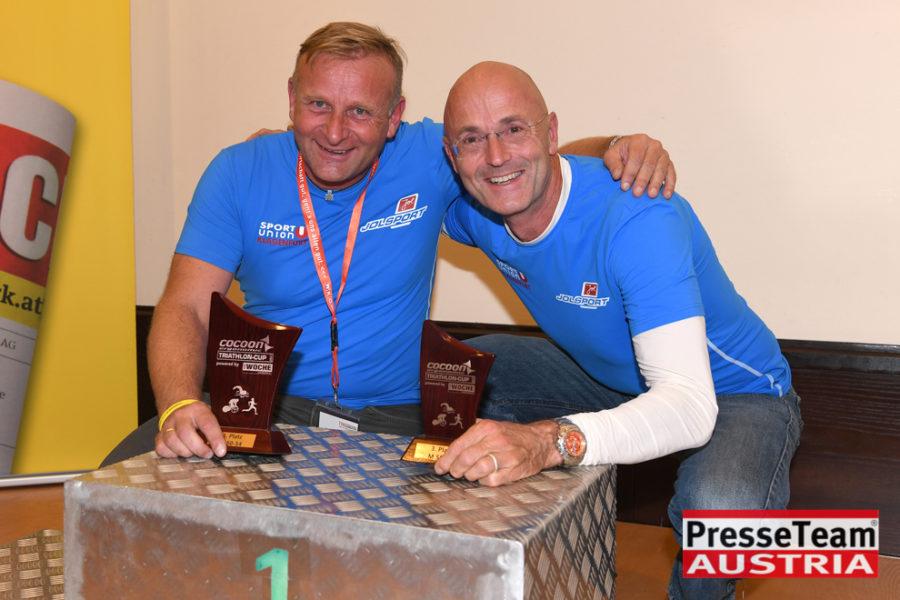 Tria 02 Kärntner Triathlon Verband - KTRV: Abschluss der langen und intensiven Triathlonsaison 2017