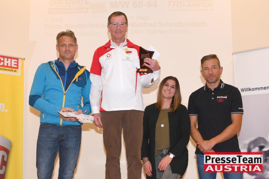 Tria 11 Kärntner Triathlon Verband - KTRV: Abschluss der langen und intensiven Triathlonsaison 2017