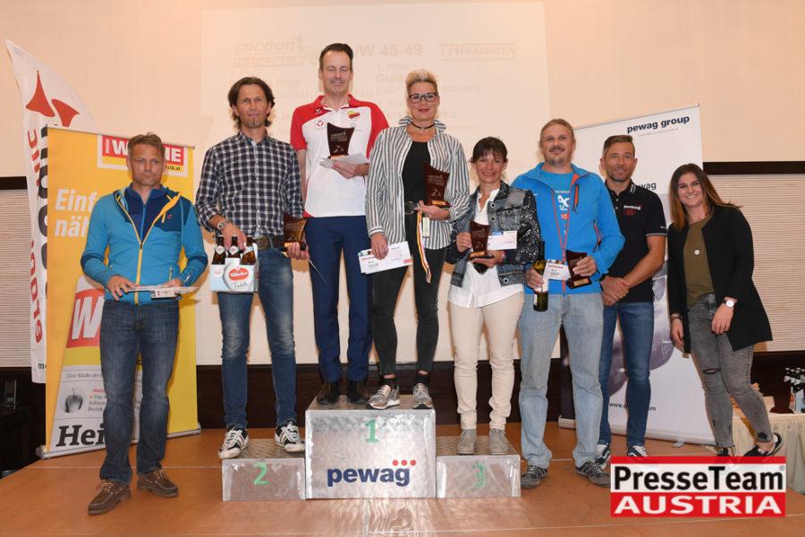 Tria 16 Kärntner Triathlon Verband - KTRV: Abschluss der langen und intensiven Triathlonsaison 2017