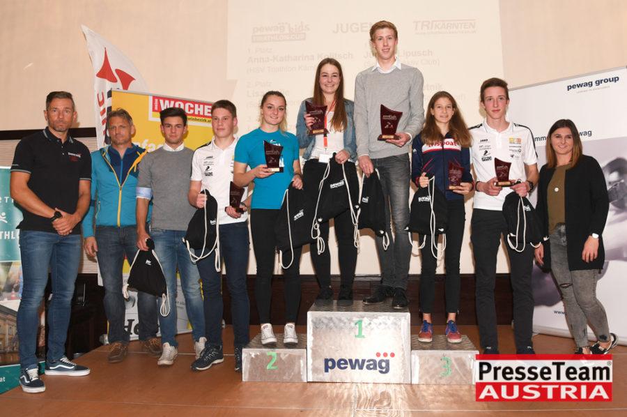 Tria 17 Kärntner Triathlon Verband - KTRV: Abschluss der langen und intensiven Triathlonsaison 2017