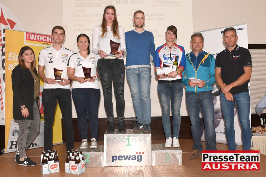 Tria 21 Kärntner Triathlon Verband - KTRV: Abschluss der langen und intensiven Triathlonsaison 2017