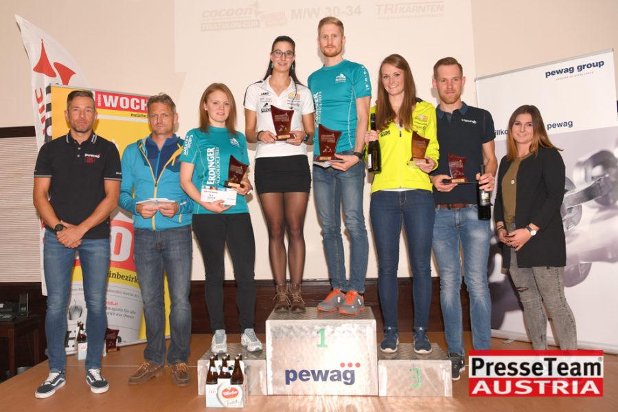 Tria 23 Kärntner Triathlon Verband - KTRV: Abschluss der langen und intensiven Triathlonsaison 2017