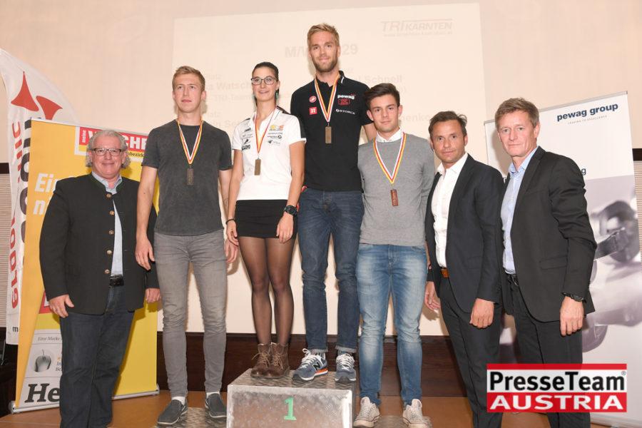 Tria 28 Kärntner Triathlon Verband - KTRV: Abschluss der langen und intensiven Triathlonsaison 2017