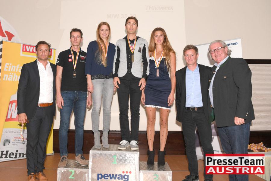 Tria 29 Kärntner Triathlon Verband - KTRV: Abschluss der langen und intensiven Triathlonsaison 2017