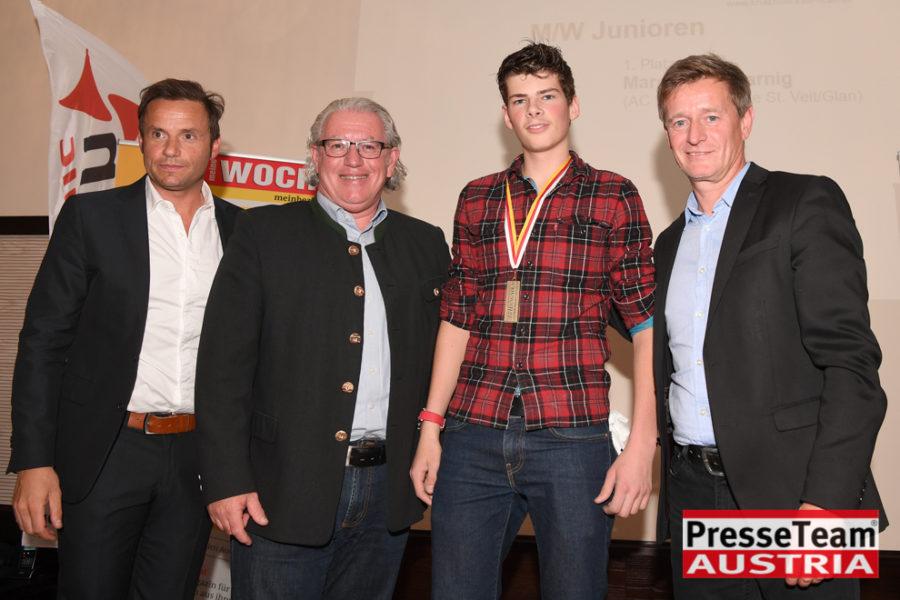 Tria 38 Kärntner Triathlon Verband - KTRV: Abschluss der langen und intensiven Triathlonsaison 2017