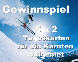 beste Skigebiete in Kärnten