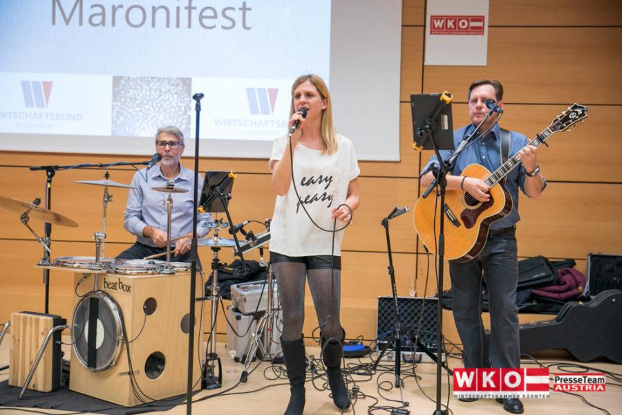 Wirtschaftsbund Maronifest Klagenfurt 180 - Wirtschaftsbund Klagenfurt Maronifest 2018
