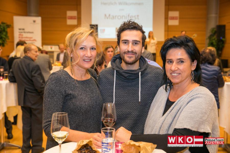 Wirtschaftsbund Maronifest Klagenfurt 75 - Wirtschaftsbund Klagenfurt Maronifest 2018