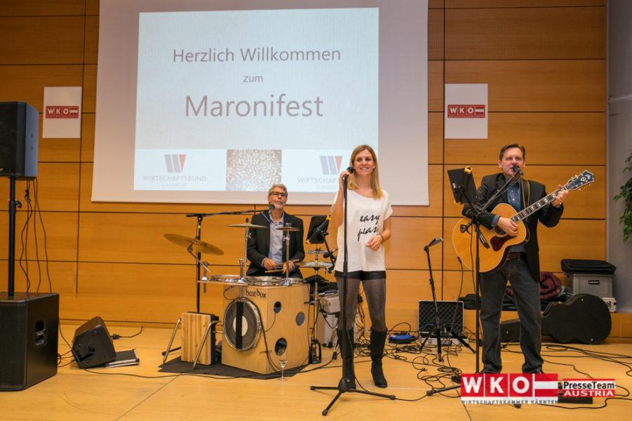 Wirtschaftsbund Maronifest Klagenfurt 78 - Wirtschaftsbund Klagenfurt Maronifest 2018