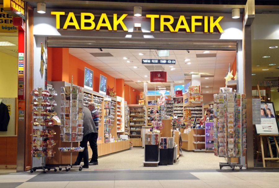 Trafik Villach Atrio - LED Förderung Österreich Shopbeleuchtung