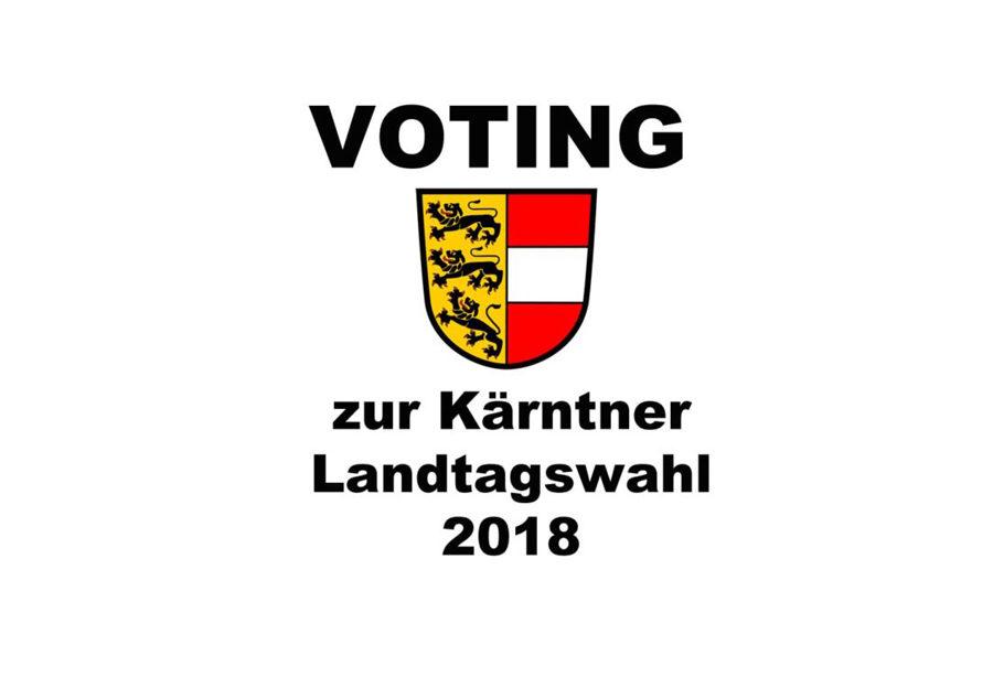 kandidatenliste landtagswahl kärnten
