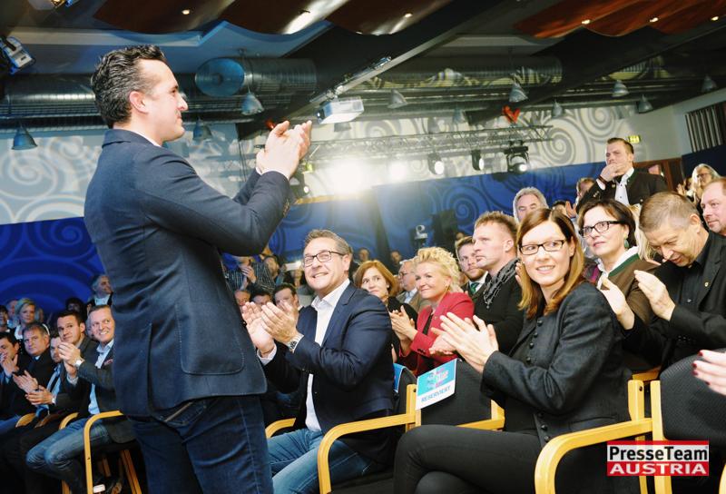 DSC 4577 FPOE Wahlkampfauftakt Kaernten - FPÖ Wahlkampf Auftaktveranstaltung