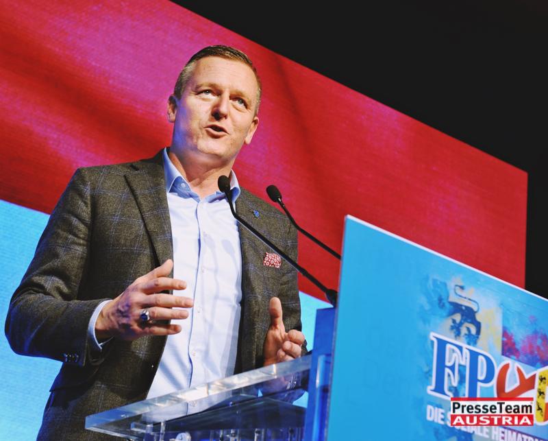 DSC 4590 FPOE Wahlkampfauftakt Kaernten - FPÖ Wahlkampf Auftaktveranstaltung
