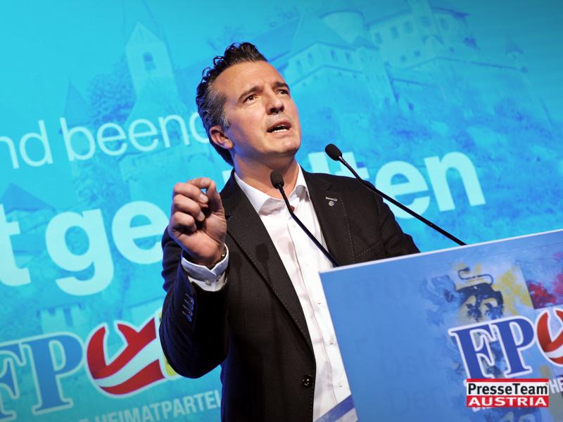 DSC 4619 FPOE Wahlkampfauftakt Kaernten - FPÖ Wahlkampf Auftaktveranstaltung