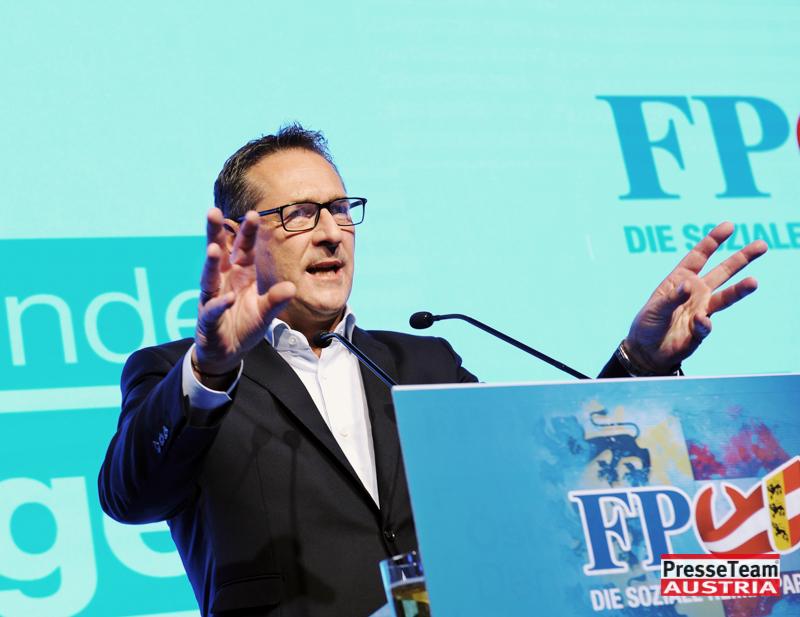 DSC 4711 FPOE Wahlkampfauftakt Kaernten - FPÖ Wahlkampf Auftaktveranstaltung