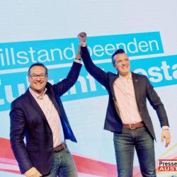 FPÖ Wahlkampfauftakt Kärnten
