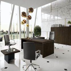 Designer Bueromoebel NEWFORM UFFICIO 1 President 250x250 - Designer Büromöbel Einrichtung Ideen