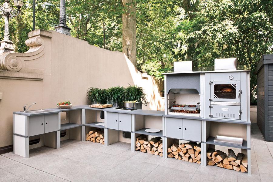 Outdoor Küche Gastro : Outdoor küchen kochen im freien presseteam austria